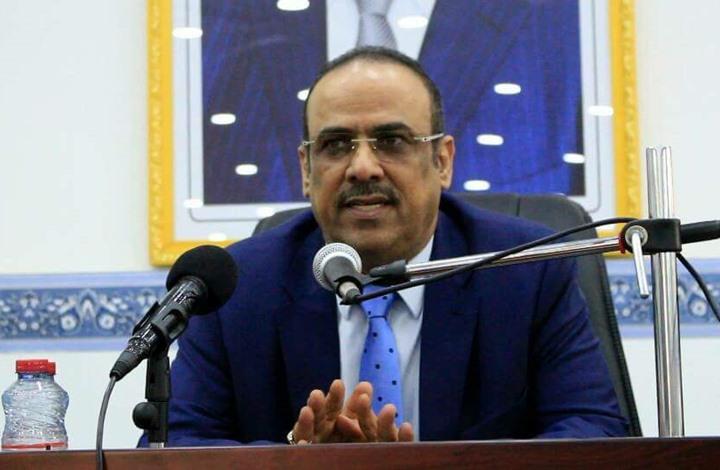 وزير داخلية اليمن يشن هجوما عنيفا هو الأول ضد السعودية (شاهد)