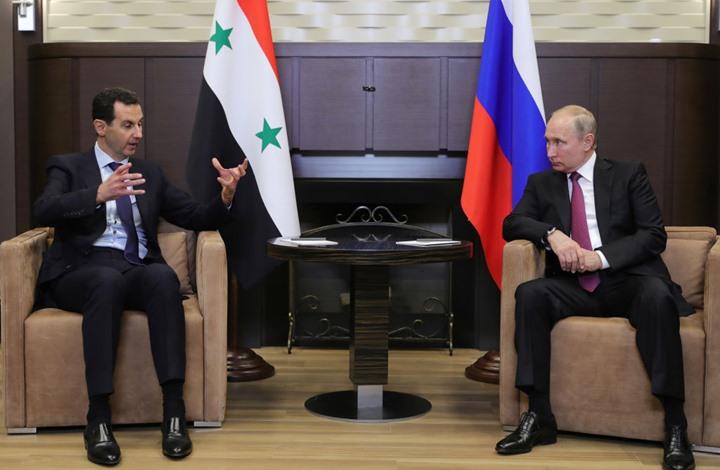 صحيفة روسية: لماذا يقصف الأسد إدلب دون خضوع للكرملين؟