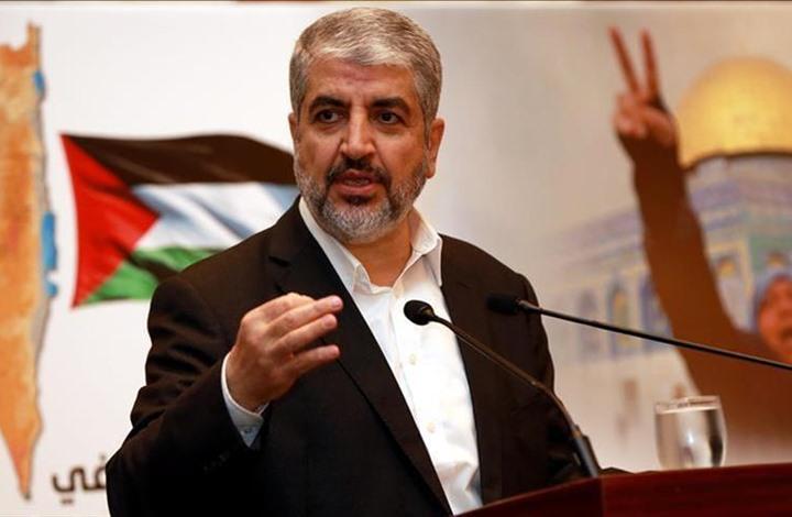 خالد مشعل: الأردن يتعرض للتجويع للقبول بصفقة القرن