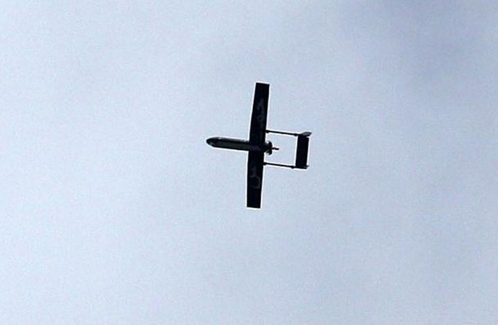 الاحتلال يزعم إسقاط طائرة مسيرة انطلقت من غزة