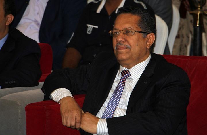 """هادي يعين """"بن دغر"""" مستشارا له بعد عام من إقالته"""