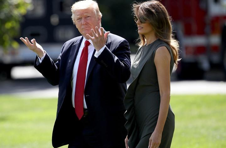 كاتب أمريكي يتساءل عن مكان إقامة زوجة ترامب