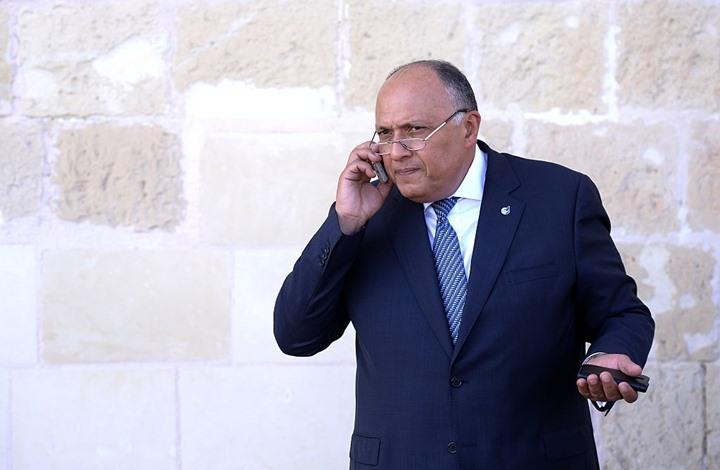 تصعيد مصري ضد إثيوبيا بشأن سد النهضة.. وشكري: لن نتهاون