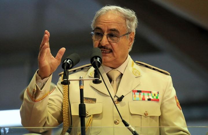 التايمز: حفتر يبدأ جبهة جديدة بمعركة طرابلس.. هذا هدفه