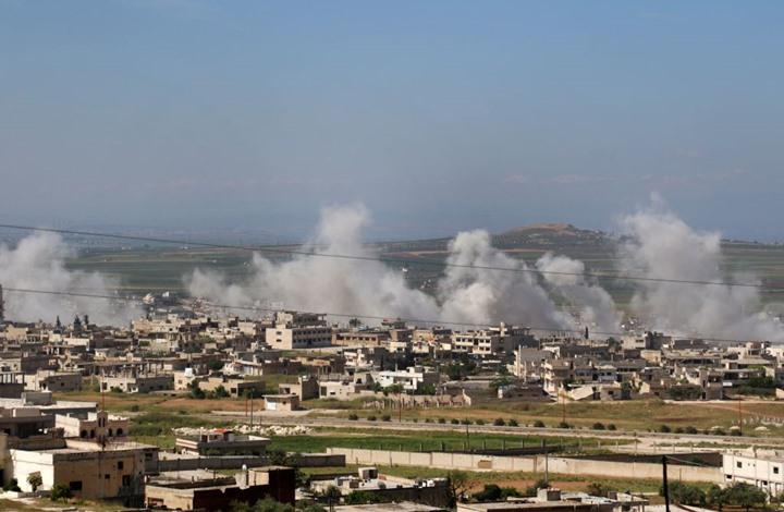 وزير الدفاع التركي يبحث معه نظيره الروسي التطورات في إدلب