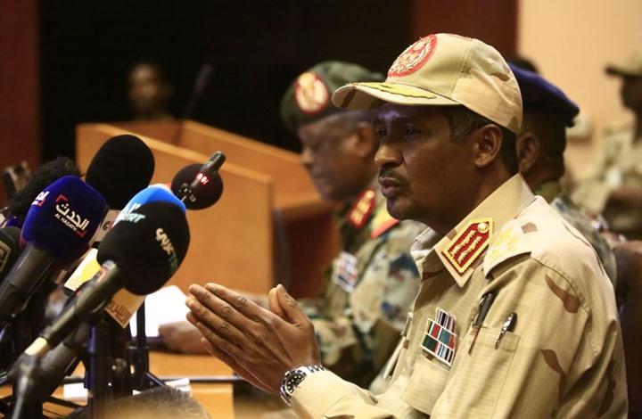 السودان يعلن دعمه لإجراءات حماية سفن الإمارات والسعودية