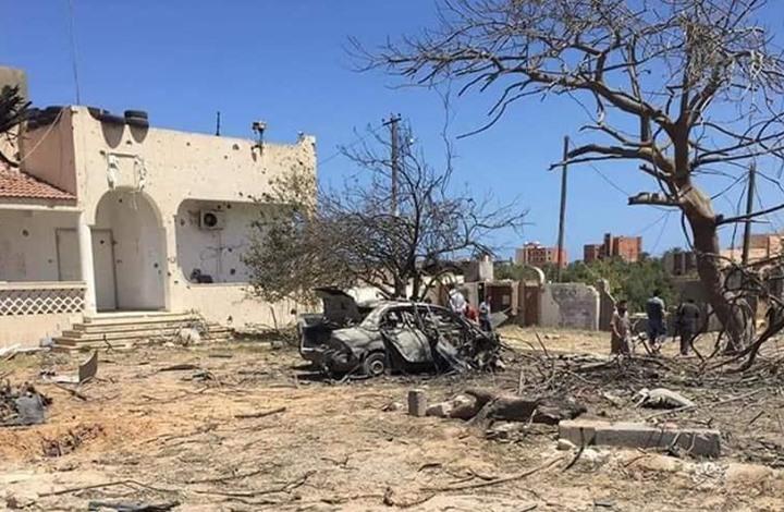 الوفاق تتهم حفتر بقتل 3 أطفال بقصف لقواته جنوب طرابلس