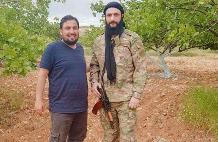 """الجولاني يدعو إلى """"حمل السلاح"""" للدفاع عن إدلب (شاهد)"""