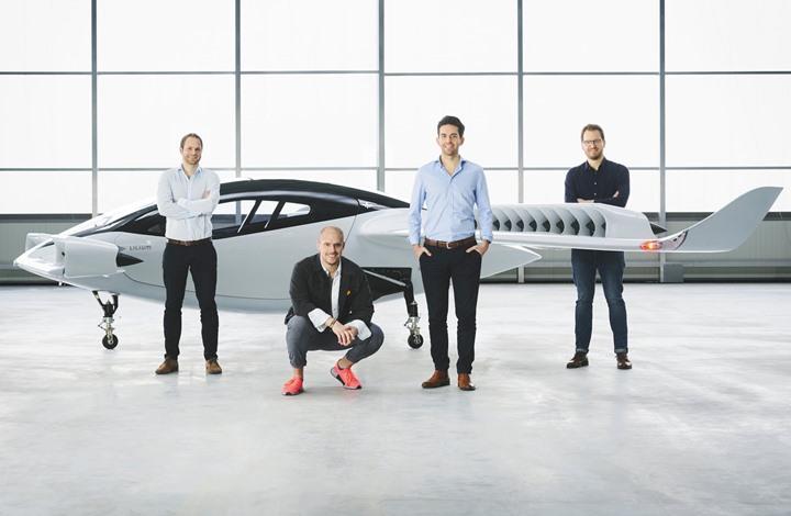 """تعرف على """"التاكسي الطائر"""" الذي سيدخل الخدمة عام 2025 (شاهد)"""