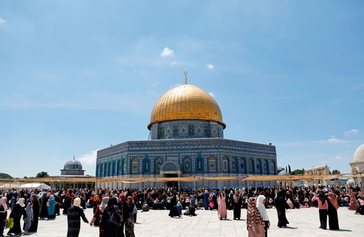 بيان سعودي مصري: فلسطين القضية المركزية للأمة العربية