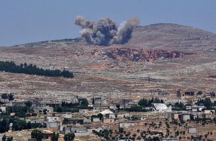 """5 قتلى بهجوم قوات كردية على """"أعزاز"""" وتركيا تقصف """"تل رفعت"""""""