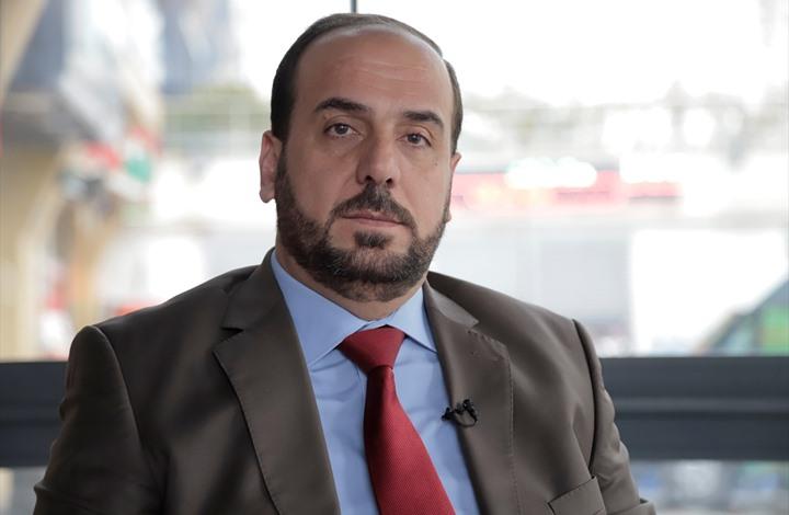 نصر الحريري: يجب توفر هذه الشروط قبل أي عملية سياسية قادمة