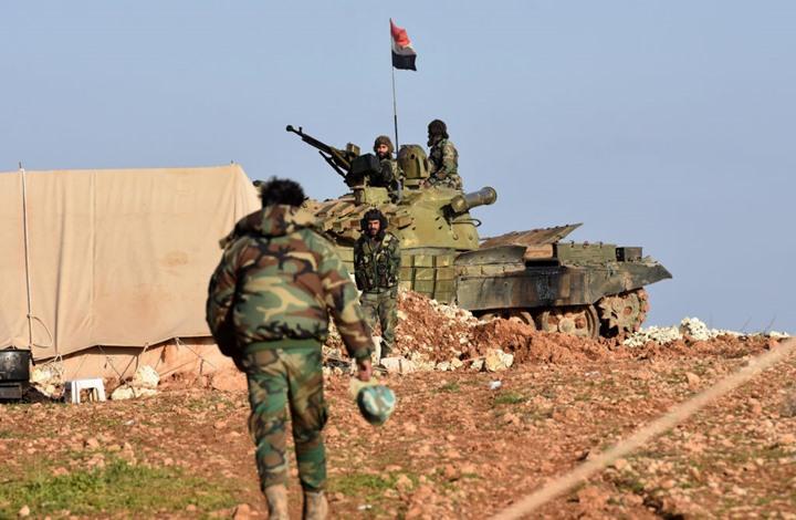 مقتل 4 مدنيين بإدلب.. والنظام يسيطر على 7 قرى