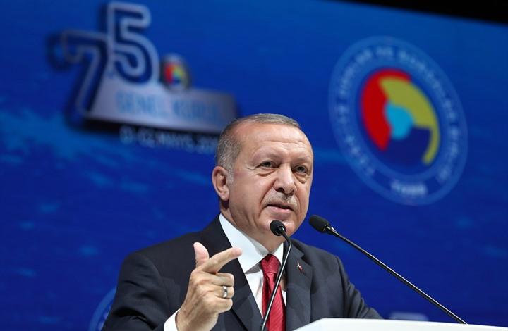 أردوغان للجامعة العربية: لم تقدموا قرشا واحدا لأجل السوريين