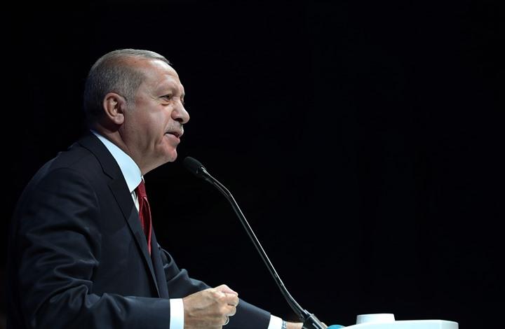 """أردوغان يوضح المساحة التي سيطرت عليها """"نبع السلام"""""""
