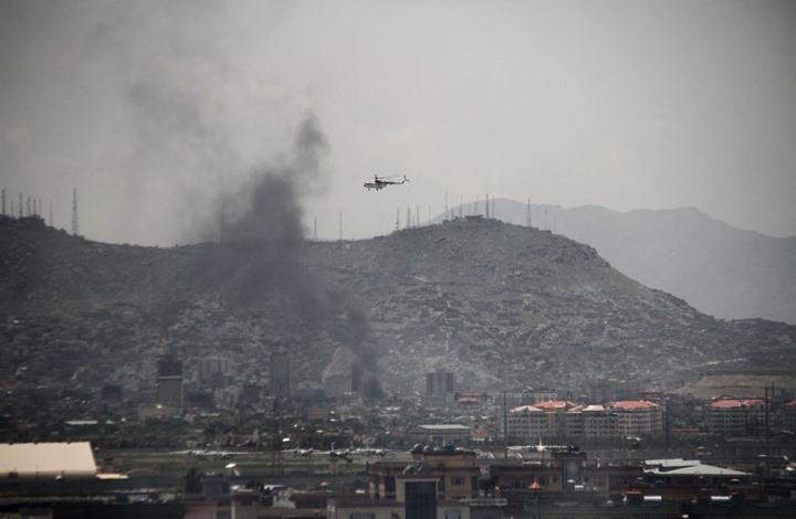 مقتل 45 مدنيا وأعضاء من طالبان بضربات جوية في أفغانستان