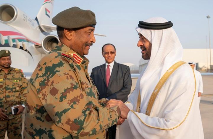 """رئيس حزب: الإمارات تستنسخ """"الانتقالي"""" اليمني بالسودان"""