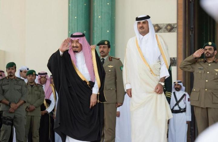 أمير قطر يهاتف ملك السعودية للتهنئة بالعيد