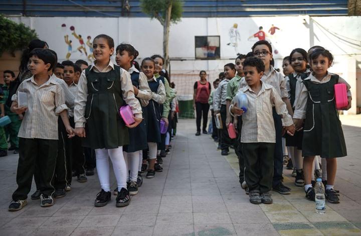 """""""يونيسيف"""" تدشن حملة لإعادة فتح المدارس للتعليم الوجاهي"""