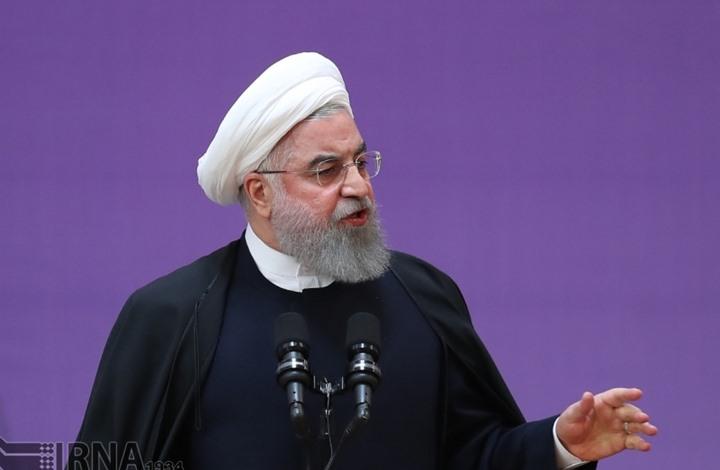 روحاني يدعو للمشاركة بالانتخابات البرلمانية.. ويهاجم أمريكا