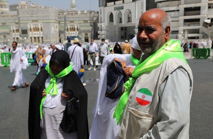 هكذا أحيا حجاج إيران الذكرى الرابعة لمقتل 465 إيرانيا بمنى