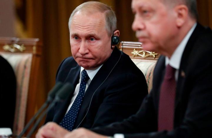 هل يكون الملف الليبي نقطة خلاف روسي تركي جديدة؟