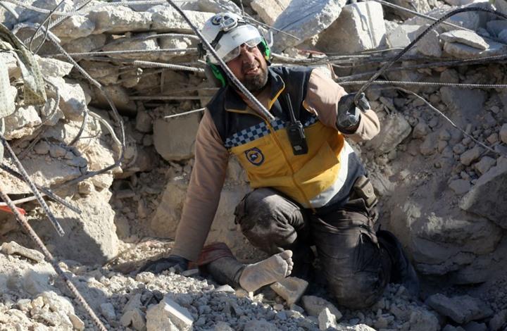 مقتل مدنيين بينهم أطفال بقصف للنظام السوري على إدلب