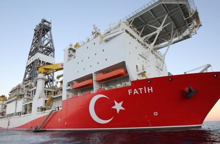 مصر تحتج على أعمال التنقيب التركية عن الغاز قبالة قبرص