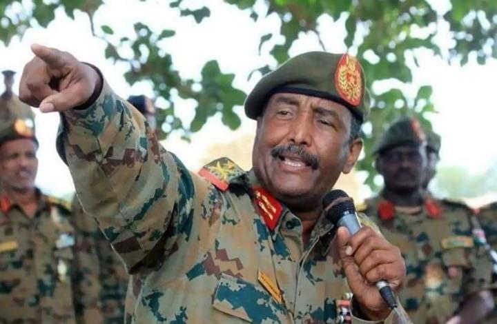 البرهان: غالبية السودانيين مؤيدون للتطبيع مع إسرائيل