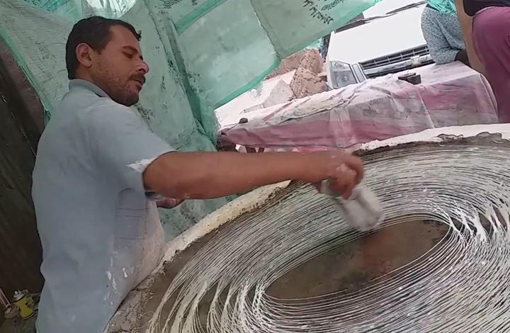 فرن الكنافة يثير مشاعر المصريين ويحيي تاريخ ألف عام (فيديو)