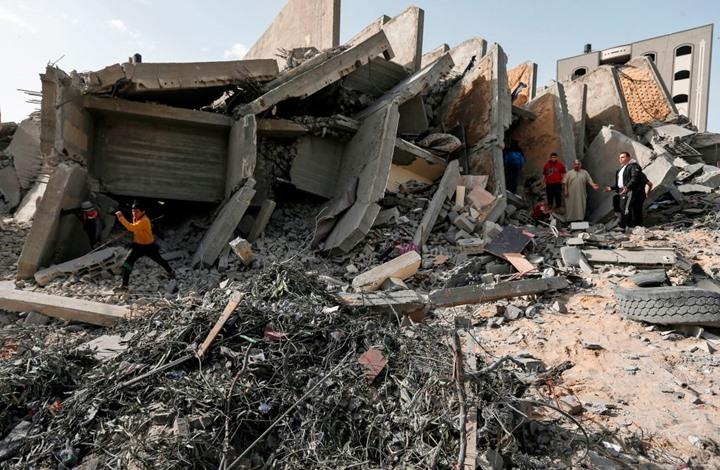 """مطالبة إسرائيلية بـ""""عملية سور واق"""" ضد حماس في غزة"""