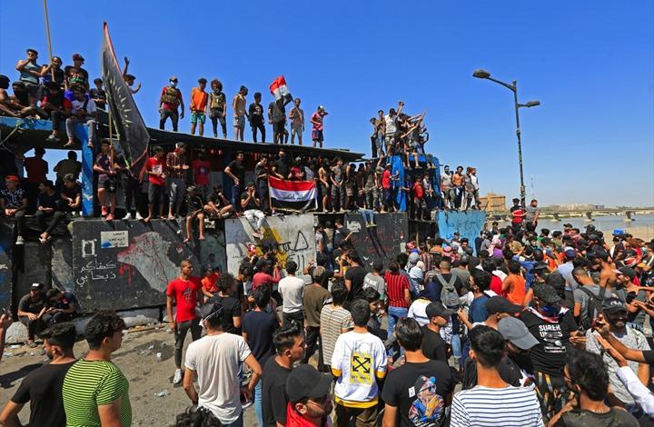 اغتيال جديد في العراق.. وإطلاق صواريخ على محيط المطار