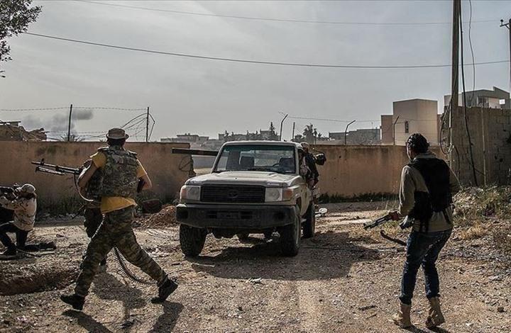 """مقتل 4 من الجيش الليبي بقصف """"مسيّرة إماراتية"""" بمصراتة"""