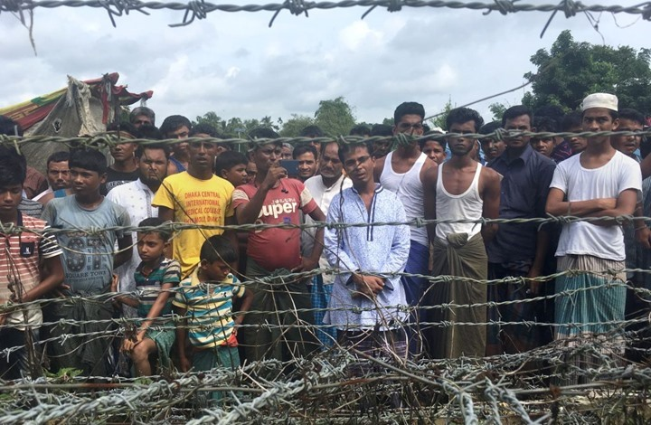 دول أوروبية تدعو ميانمار لضمان عودة آمنة للروهينغيا