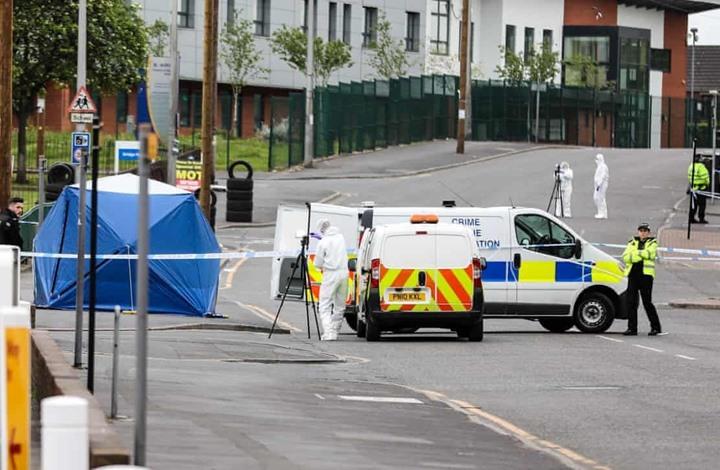 مقتل شابة مسلمة بإطلاق نار في بريطانيا