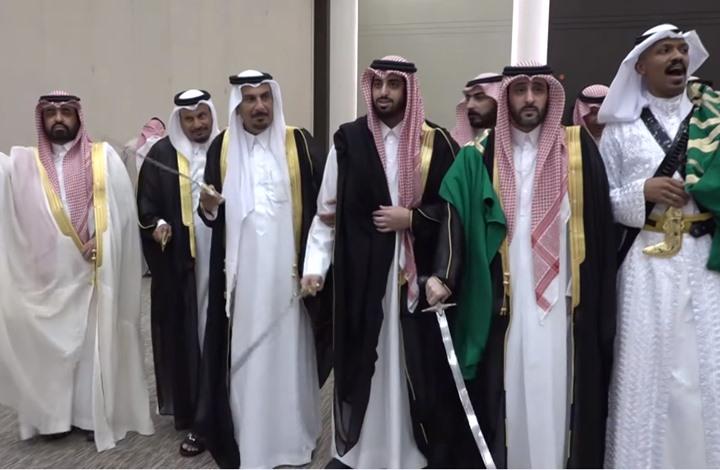 السعودية تروّج لشيخين من آل ثاني بعد فشل ابن سحيم (شاهد)
