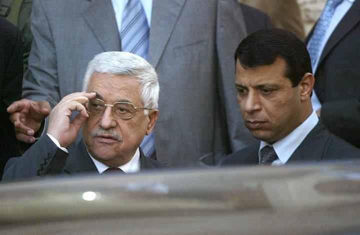 صحيفة إسرائيلية: دحلان يتطلع لخلافة عباس في الرئاسة