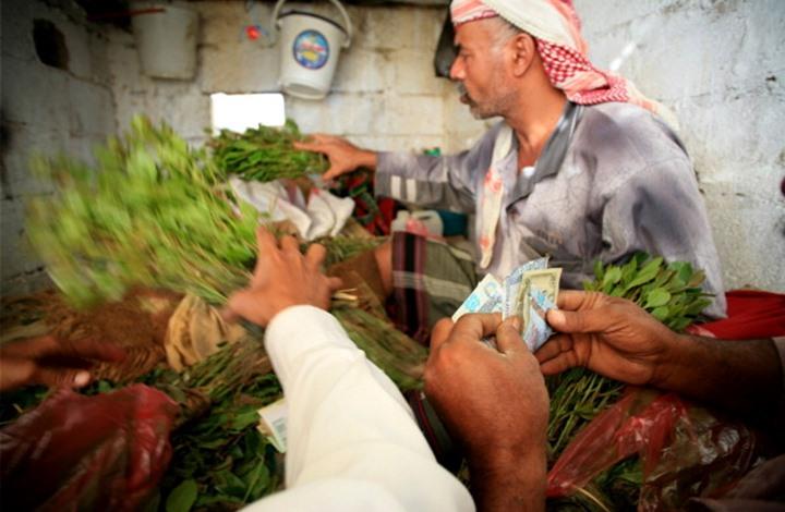 أسواق القات تزدهر باليمن رغم كورونا.. هل يتم إغلاقها؟