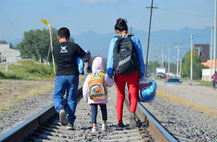 """""""يونيسف"""" تنتقد طرد أمريكا ألف طفل مهاجر رغم مخاطر كورونا"""