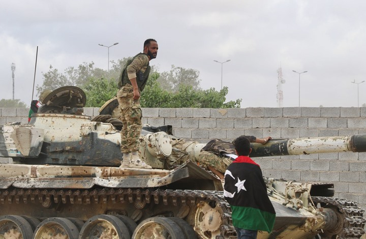 4 أهداف مقبلة للجيش الليبي في عمليته ضد حفتر (خريطة)