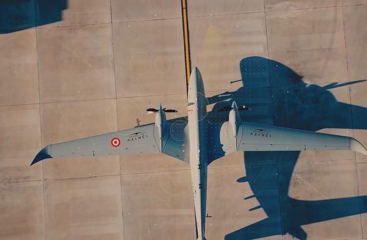 """تركيا تعلن أحدث طراز لـ""""مسيّرة"""" مقاتلة.. تعرف على """"أكينجي"""""""