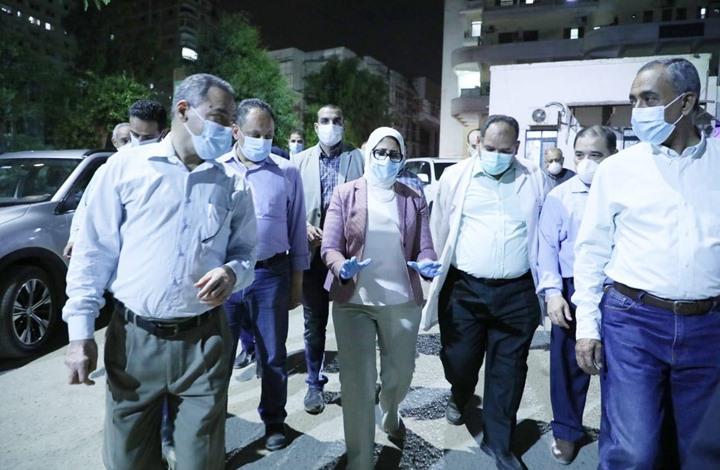 بعد تصاعد الغضب.. مصر تحقق بوفاة طبيب أصيب بكورونا