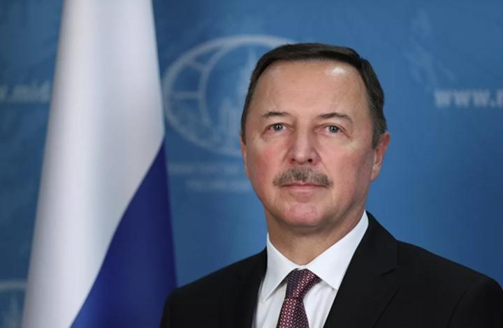بوتين يعين سفير موسكو في دمشق ممثلا خاصا له هناك