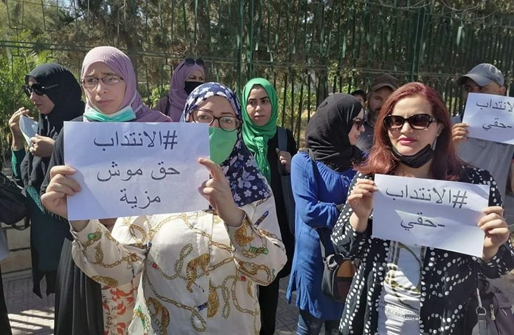 إجراءات كورونا تدفع لسلسلة احتجاجات وتحركات عمالية بتونس