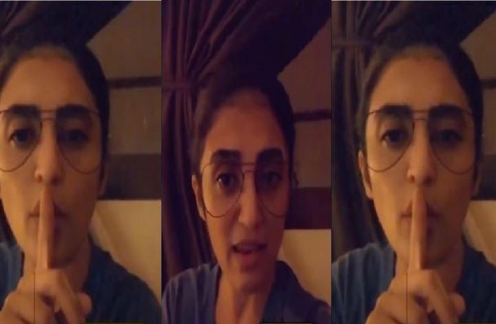 """ناشطة كويتية تهاجم المصريين: أنتم مجرد """"خدامين"""" لنا (شاهد)"""