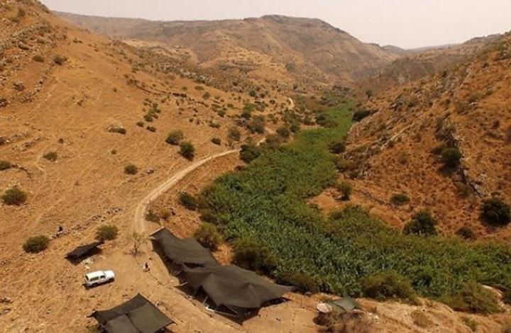 """خطة إسرائيلية من 3 نقاط لتطبيق """"السيادة والحكم"""" بمنطقة الغور"""