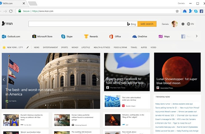 """روبوتات بدل الصحفيين لإدارة موقع """"MSN"""" التابع لمايكروسوفت"""
