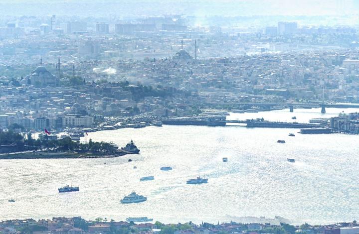 اكتشف إسطنبول من هاتفك بدقة عالية.. صور بانورامية