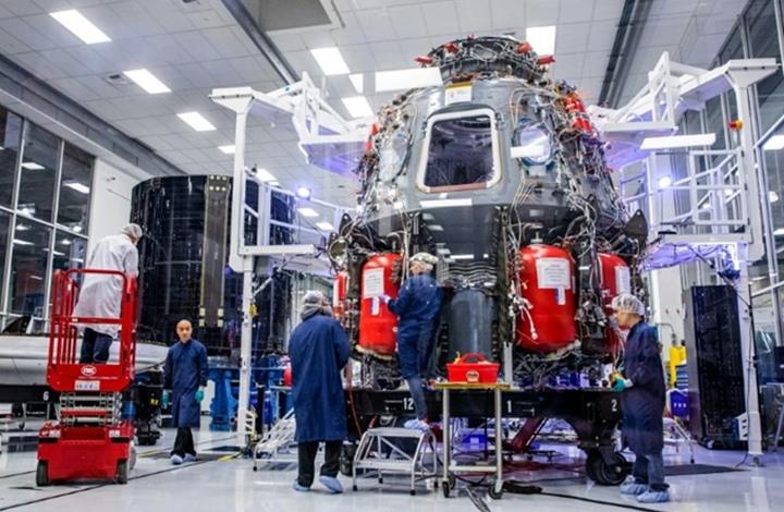 رحلة أمريكية تاريخية إلى الفضاء رغم كورونا