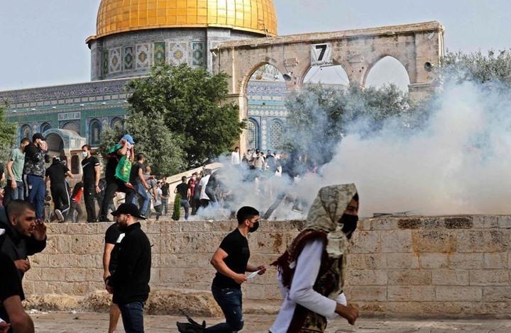 مصر تدين اقتحام المسجد الأقصى.. وتضامن عربي رسمي وشعبي